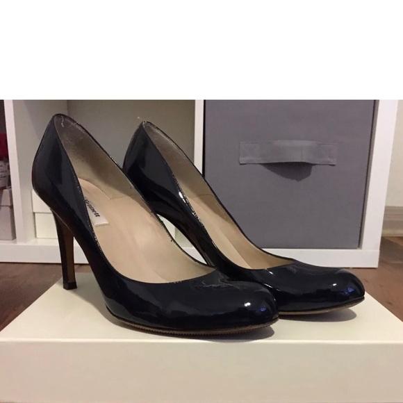 e991100b1a7e LK Bennett Shoes - L.K. Bennett Shilo Patent Navy Pump